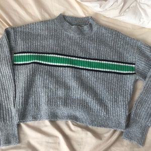 Forever 21 Mock Neck Sweater